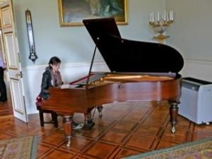 Piano en Ecosse